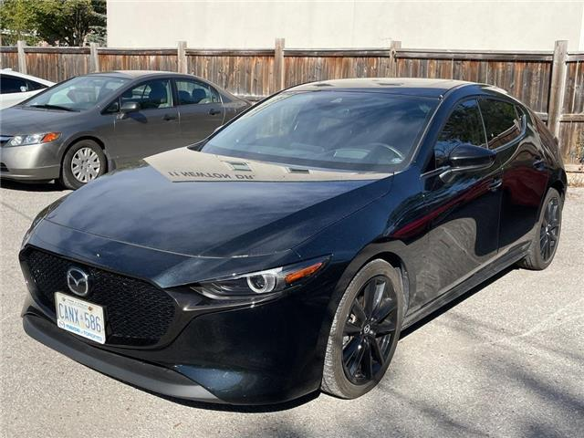 2019 Mazda Mazda3 Sport  (Stk: P3968) in Toronto - Image 1 of 21