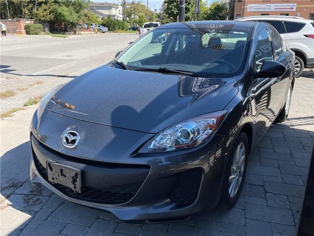2013 Mazda Mazda3 GS-SKY (Stk: 211856A) in Toronto - Image 1 of 18