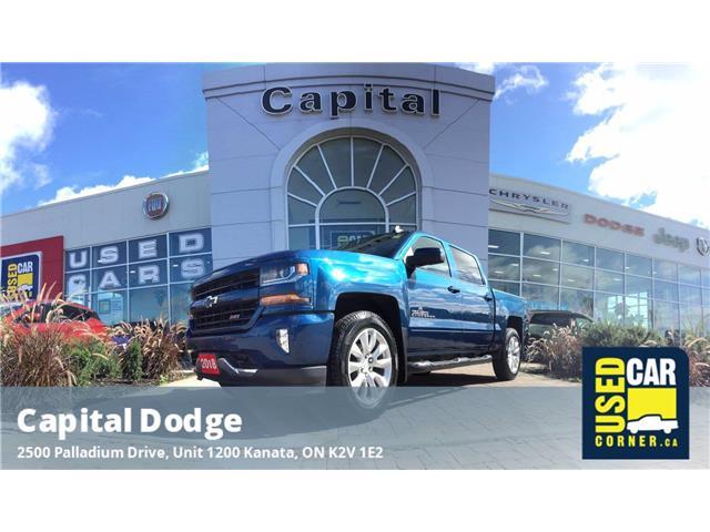 2018 Chevrolet Silverado 1500 LT (Stk: P3186A) in Kanata - Image 1 of 25