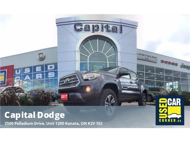 2017 Toyota Tacoma TRD Off Road (Stk: P3280) in Kanata - Image 1 of 24