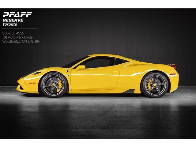2015 Ferrari 458 Speciale Base (Stk: MU2831A) in Woodbridge - Image 1 of 21