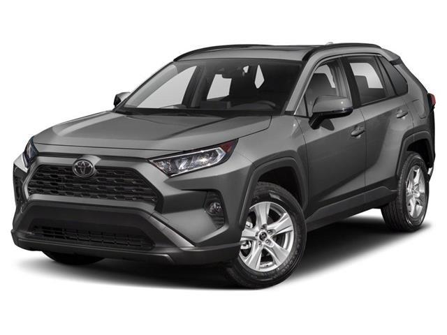 2021 Toyota RAV4 XLE (Stk: N21546) in Timmins - Image 1 of 9