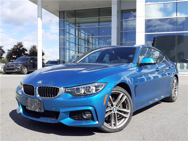 2018 BMW 440i xDrive Gran Coupe (Stk: P10114) in Gloucester - Image 1 of 14