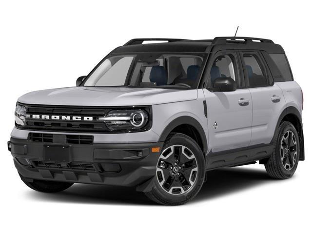2021 Ford Bronco Sport Outer Banks (Stk: MBR034) in Fort Saskatchewan - Image 1 of 9