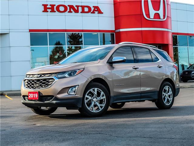 2019 Chevrolet Equinox 1LT (Stk: 22047A) in Milton - Image 1 of 8