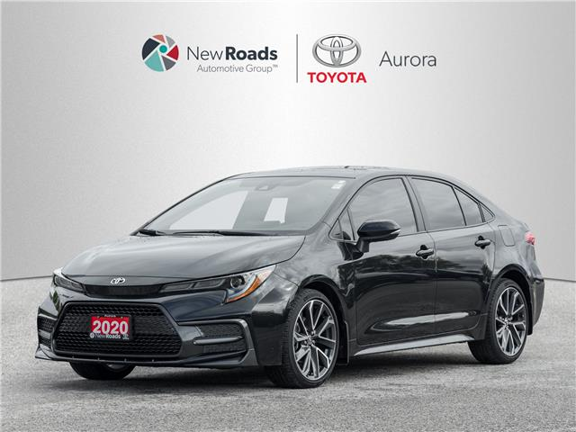 2020 Toyota Corolla  (Stk: 6945) in Aurora - Image 1 of 23