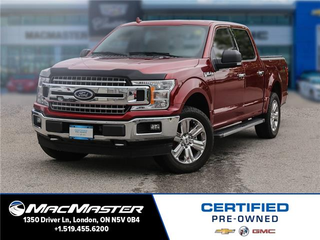 2018 Ford F-150  (Stk: 215089A) in London - Image 1 of 10