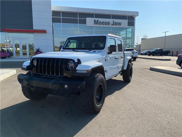 2021 Jeep Gladiator Sport S (Stk: 2192101) in Moose Jaw - Image 1 of 27