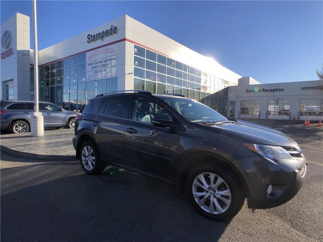 2013 Toyota RAV4 Limited (Stk: 211037A) in Calgary - Image 1 of 27