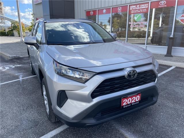 2020 Toyota RAV4 LE (Stk: -) in Newmarket - Image 1 of 18