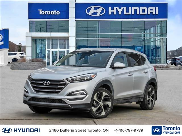 2016 Hyundai Tucson Premium 1.6 (Stk: U07322) in Toronto - Image 1 of 20