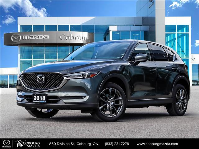 2018 Mazda CX-5 GT (Stk: 21233A) in Cobourg - Image 1 of 30