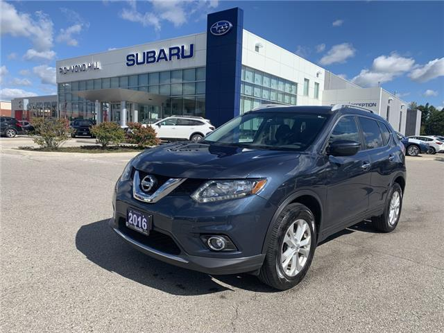 2016 Nissan Rogue SV (Stk: TLP0660) in RICHMOND HILL - Image 1 of 10
