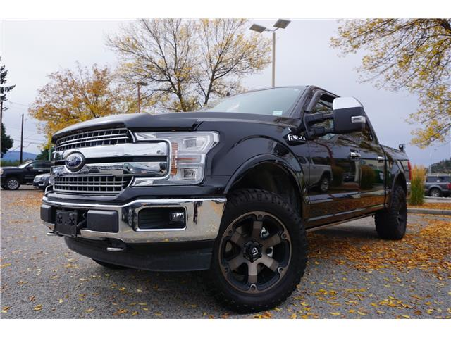 2019 Ford F-150 Lariat (Stk: 21-1081A2) in Kelowna - Image 1 of 15