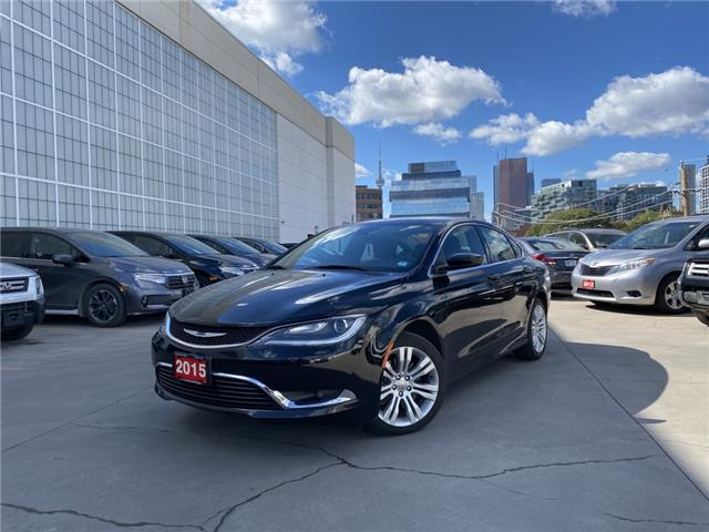 2015 Chrysler 200 Limited (Stk: HP4429A) in Toronto - Image 1 of 5