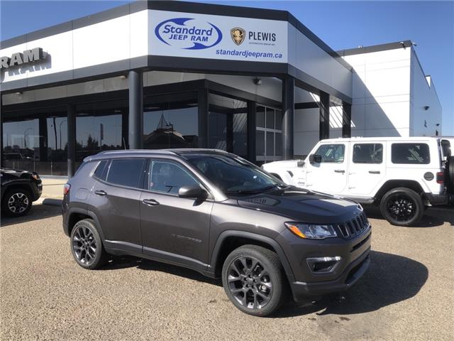 2021 Jeep Compass North (Stk: 5M198) in Medicine Hat - Image 1 of 17