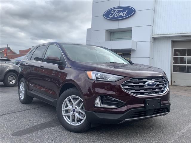 2021 Ford Edge SEL (Stk: 021230) in Parry Sound - Image 1 of 23