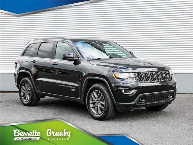 2017 Jeep Grand Cherokee Laredo (Stk: G1-0397A) in Granby - Image 1 of 33