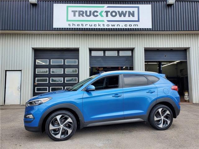2016 Hyundai Tucson  (Stk: T0530) in Smiths Falls - Image 1 of 22