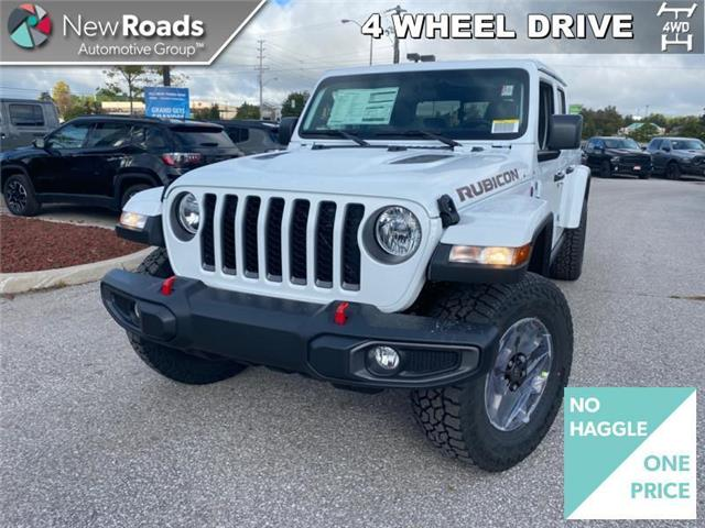 2021 Jeep Gladiator Rubicon (Stk: Z20907) in Newmarket - Image 1 of 24