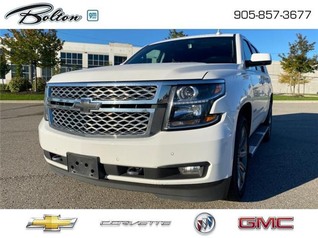 2017 Chevrolet Tahoe LT (Stk: 400554A) in Bolton - Image 1 of 13