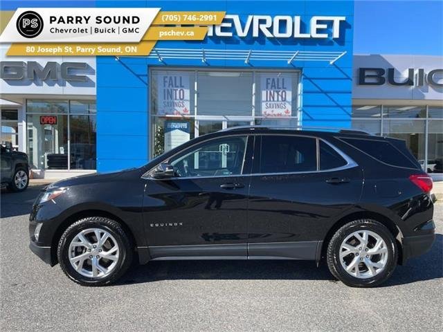 2019 Chevrolet Equinox LT (Stk: PS21-082) in Parry Sound - Image 1 of 23