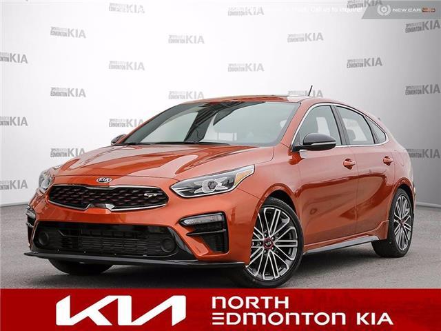 2021 Kia Forte5 GT (Stk: 22FT5559) in Edmonton - Image 1 of 23