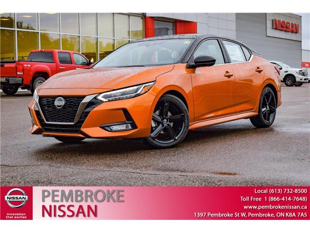 2021 Nissan Sentra SR (Stk: 21178) in Pembroke - Image 1 of 30
