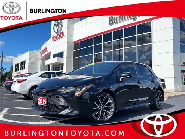 2019 Toyota Corolla Hatchback Base (Stk: U11814) in Burlington - Image 1 of 20