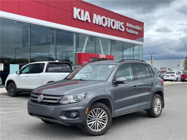2016 Volkswagen Tiguan  (Stk: 11660A) in Gatineau - Image 1 of 19