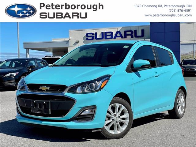 2021 Chevrolet Spark 1LT CVT (Stk: S4245A) in Peterborough - Image 1 of 30