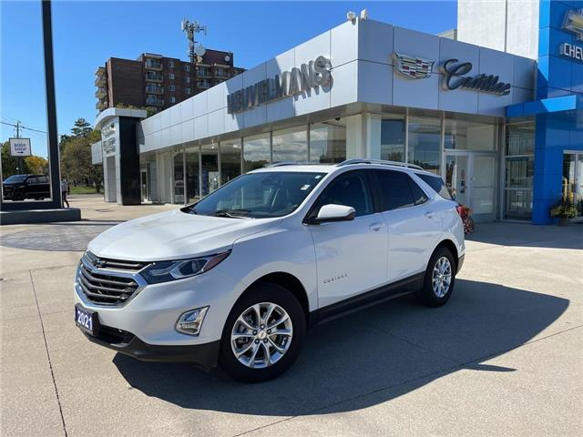 2021 Chevrolet Equinox LT (Stk: 21126A) in Chatham - Image 1 of 22