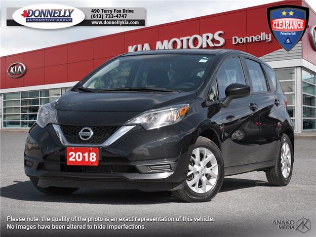2018 Nissan Versa Note  (Stk: KU2593) in Ottawa - Image 1 of 27
