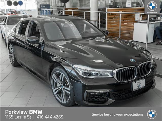 2019 BMW 750i xDrive (Stk: PP10199) in Toronto - Image 1 of 26