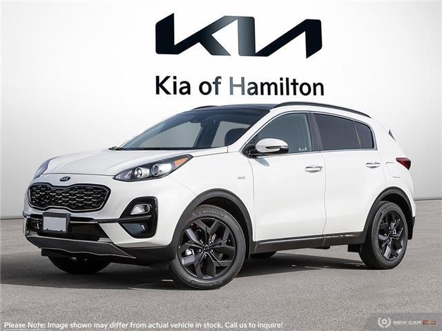 2022 Kia Sportage  (Stk: SP22038) in Hamilton - Image 1 of 21