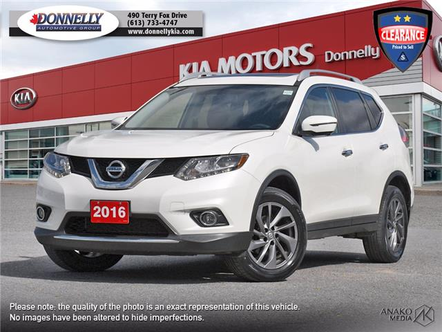 2016 Nissan Rogue  (Stk: KW110A) in Kanata - Image 1 of 28