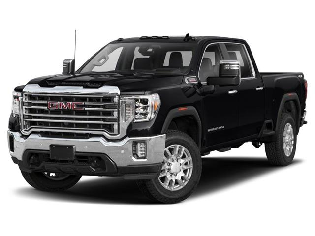 2022 GMC Sierra 2500HD AT4 (Stk: 7220100) in Whitehorse - Image 1 of 9