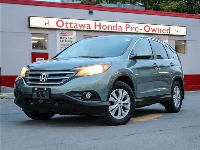 2013 Honda CR-V EX (Stk: 344691) in Ottawa - Image 1 of 26