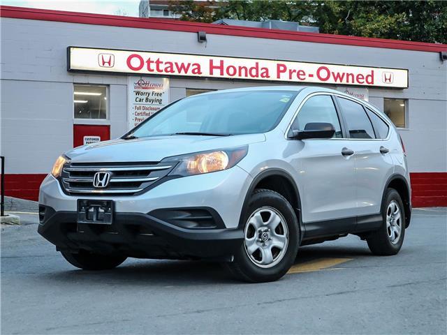 2014 Honda CR-V LX (Stk: H92081) in Ottawa - Image 1 of 26