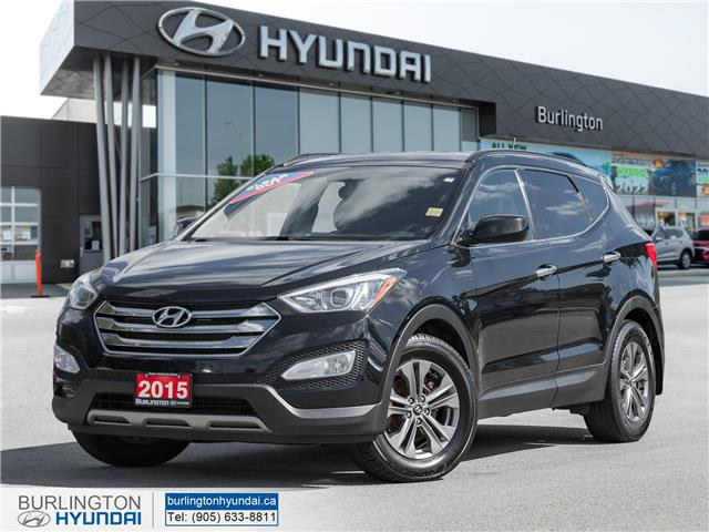 2015 Hyundai Santa Fe Sport 2.4 Base (Stk: U1127) in Burlington - Image 1 of 20