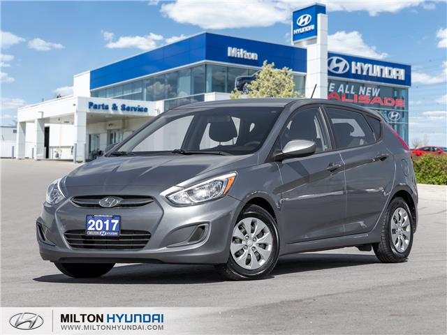 2017 Hyundai Accent GL (Stk: 332145) in Milton - Image 1 of 19