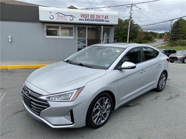 2019 Hyundai Elantra Luxury (Stk: 18169A) in Sackville - Image 1 of 29