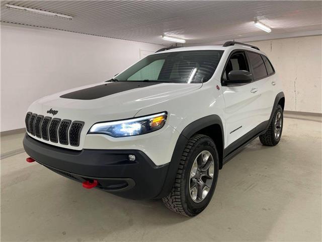 2019 Jeep Cherokee Trailhawk 1C4PJMBX4KD134342 120 in Mont-Joli