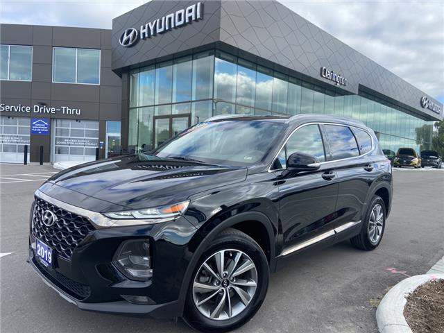 2019 Hyundai Santa Fe Preferred 2.0 (Stk: U1282) in Clarington - Image 1 of 10