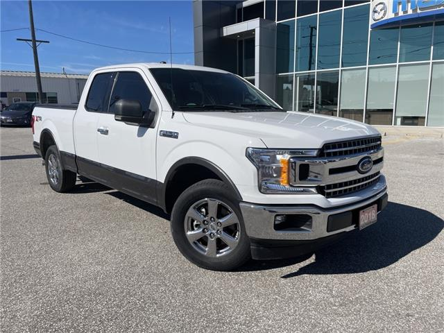 2018 Ford F-150 XLT (Stk: UM2676A) in Chatham - Image 1 of 23