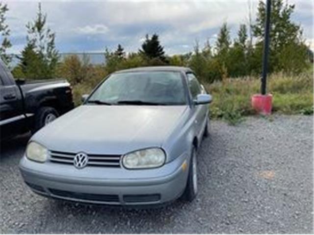 2001 Volkswagen Cabrio GLS (Stk: LOCATE) in Mont-Joli - Image 1 of 3
