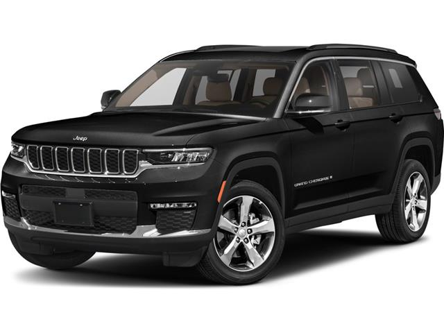 2021 Jeep Grand Cherokee L Summit (Stk: ) in Burlington - Image 1 of 1