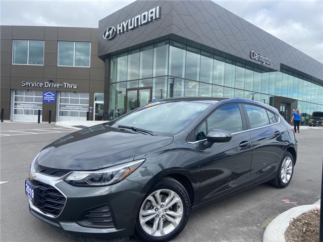 2019 Chevrolet Cruze LT (Stk: 21736A) in Clarington - Image 1 of 10