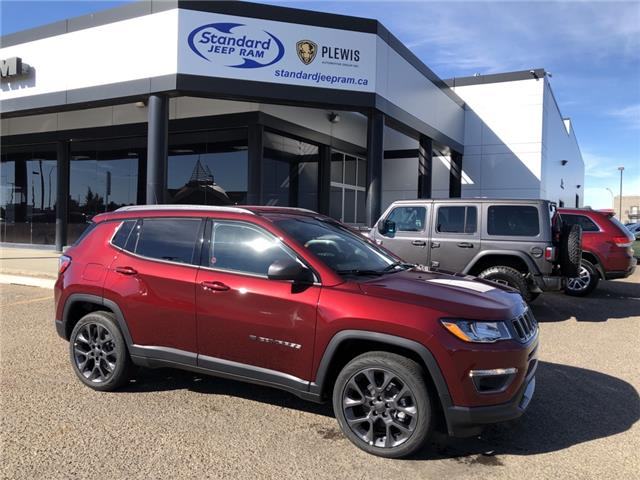 2021 Jeep Compass North (Stk: 5M203) in Medicine Hat - Image 1 of 18