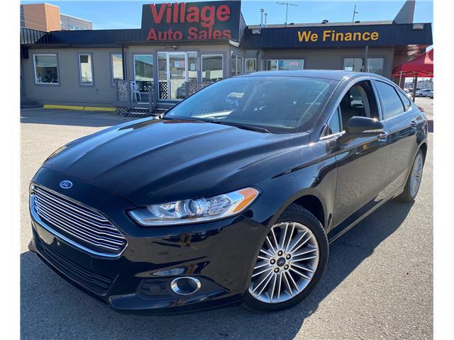 2016 Ford Fusion SE (Stk: P38566C) in Saskatoon - Image 1 of 22